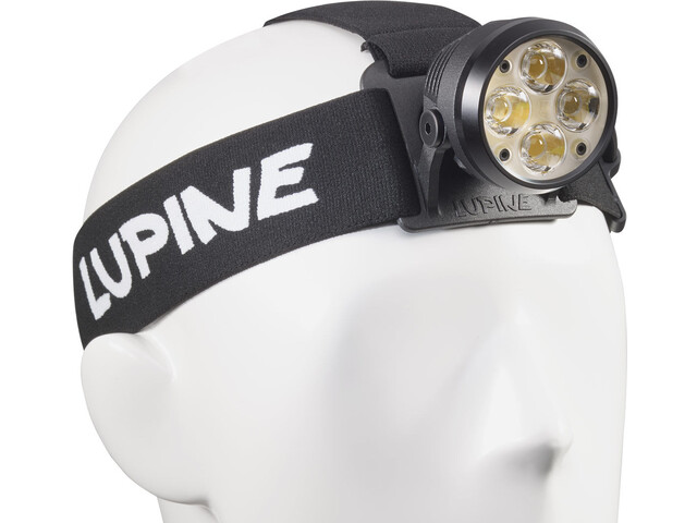 Lupine Wilma RX 7 Lampe frontale